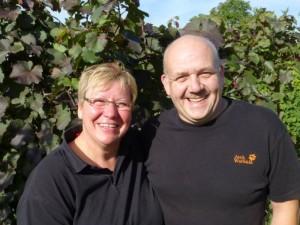 Christa und Gerald Guth
